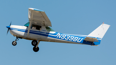 N9398U - Cessna 150M - Private