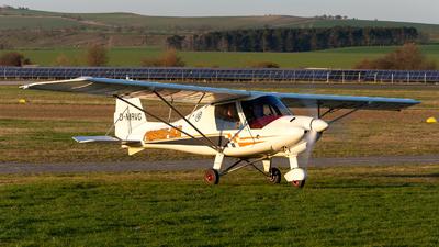 D-MRVG - Ikarus C-42B - Flugschule MD