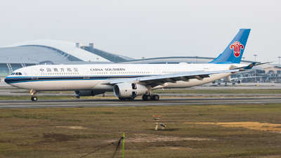 B-1063 - Airbus A330-343 - China Southern Airlines