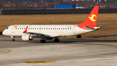 B-3193 - Embraer 190-100LR - Tianjin Airlines
