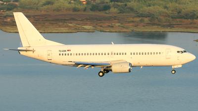 YU-ANK - Boeing 737-3H9 - Jat Airways