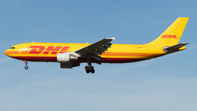A picture of DAEAM - Airbus A300B4622R(F) - DHL - © Samuel Zerilli