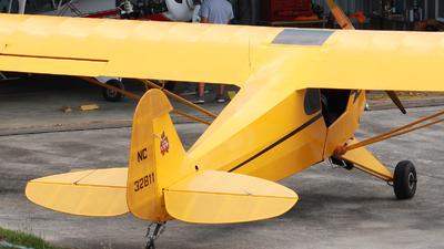 NC32811 - Piper J-3L-65 Cub - Private
