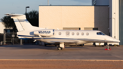 N505GP - Embraer 505 Phenom 300 - Private