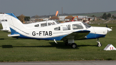 G-FTAB - Piper PA-28-161 Warrior III - Flying Time