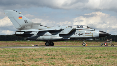 46-07 - Panavia Tornado IDS - Germany - Air Force