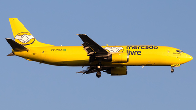A picture of PPWSA - Boeing 7374Q8(SF) - Sideral Linhas Aereas - © Antonio Carlos Carvalho Jr.