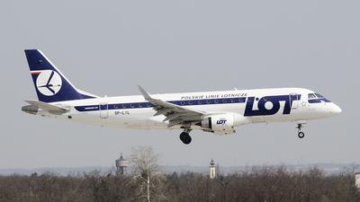 SP-LIL - Embraer 170-200LR - LOT Polish Airlines