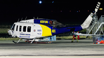 N391AL - Bell 214ST - McDermott Aviation