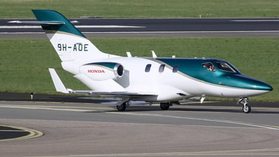9H-AOE - Honda HA-420 HondaJet - Emperor Aviation