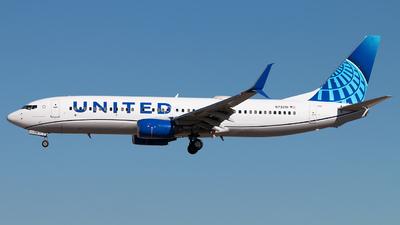 N73291 - Boeing 737-824 - United Airlines