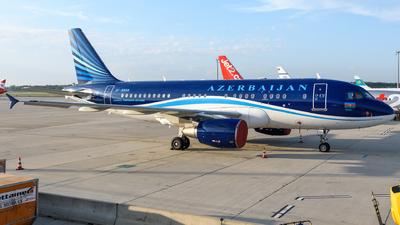 4K-8888 - Airbus A319-115(CJ) - Azerbaijan - Government