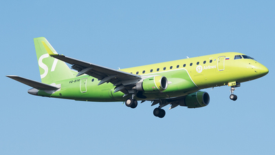 VQ-BYR - Embraer 170-100SU - S7 Airlines