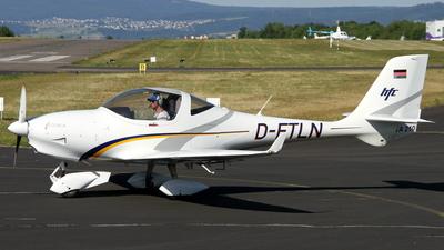 D-ETLN - Aquila A210 - HFC - Hanseatischer Fliegerclub Frankfurt