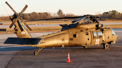13-20606 - Sikorsky HH-60M Blackhawk - United States - US Army