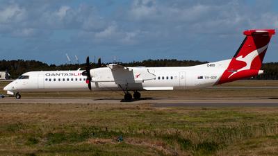 VH-QOV - Bombardier Dash 8-Q402 - QantasLink (Sunstate Airlines)