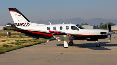 N850TB - Socata TBM-850 - Private