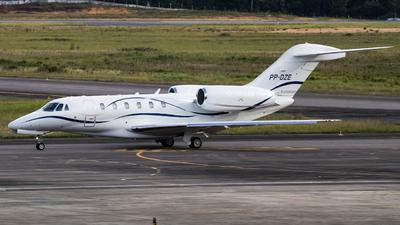 A picture of PPDZE - Cessna 750 Citation X - [7500159] - © Gui Spotter