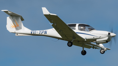VH-YPN - Diamond DA-40NG Diamond Star - Australian International Aviation College