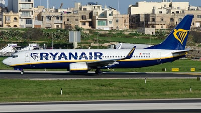 9H-QAB - Boeing 737-8AS - Ryanair (Malta Air)