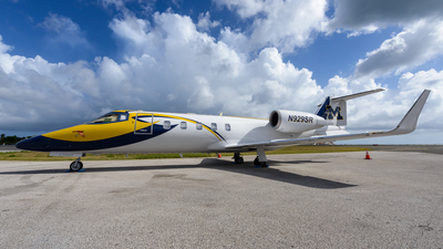 A picture of N929SR - Learjet 60 - [60144] - © Richard Hazel