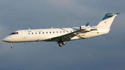 UP-C8505 - Bombardier CL-600-2B19 Challenger 850 - Comlux KZ