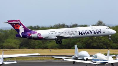 N480HA - Boeing 717-22A - Hawaiian Airlines
