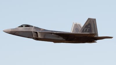 09-4174 - Lockheed Martin F-22A Raptor - United States - US Air Force (USAF)