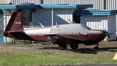 VH-VVA - Mooney M20J - Private