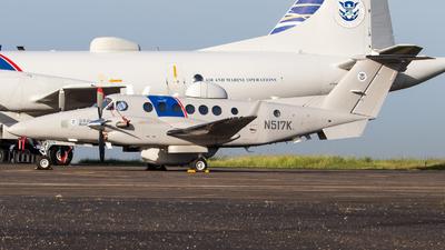 N517K - Beechcraft B300C King Air 350C - United States - US Department Of Homeland Security