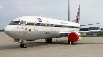 HS-CMV - Boeing 737-4Z6 - Thailand - Royal Thai Air Force