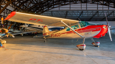 PT-AGD - Cessna 170A - Private
