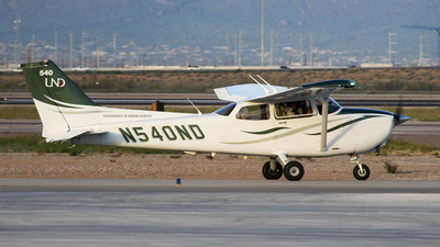 A picture of N540ND - Cessna 172S Skyhawk SP -  - © BaszB