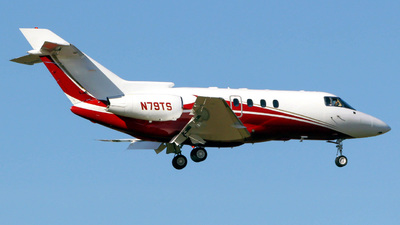 N79TS - Raytheon Hawker 800XP - Private