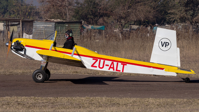 ZU-ALT - Evans VP-1 Volksplane - Private