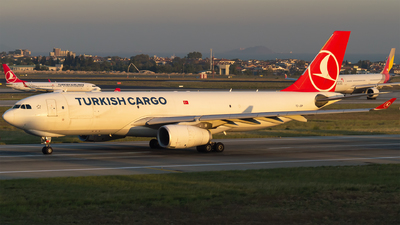 TC-JDP - Airbus A330-243F - Turkish Airlines Cargo