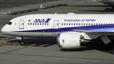 JA834A - Boeing 787-8 Dreamliner - All Nippon Airways (Air Japan)