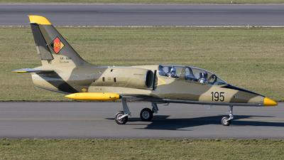 LX-SJW - Aero L-39C Albatros - Private
