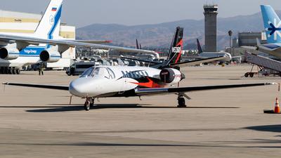 N535GR - Cessna 560 Citation Ultra - Private
