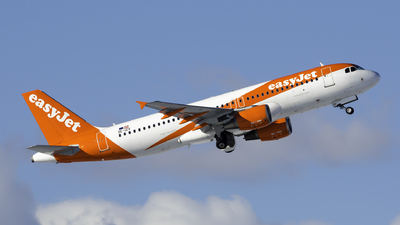 A picture of OEIZV - Airbus A320214 - easyJet - © Theo Möhle