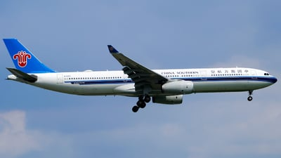 A picture of B8362 - Airbus A330343 - China Southern Airlines - © SHACC