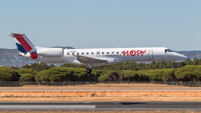 F-GUBC - Embraer ERJ-145MP - HOP! for Air France