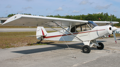 N6762B - Piper PA-18-150 Super Cub - Private