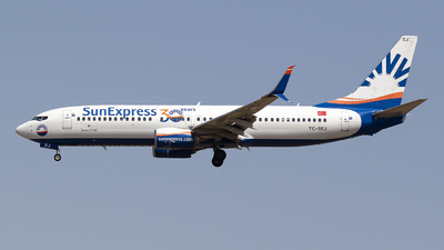 TC-SEJ - Boeing 737-8HC - SunExpress