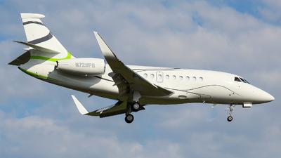 N729FS - Dassault Falcon 2000LX - Private
