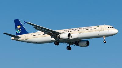 A picture of HZASR - Airbus A321211 - Saudia - © Alp AKBOSTANCI