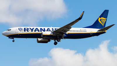 A picture of EIEPB - Boeing 7378AS - Ryanair - © Oleksandr Smerychansky