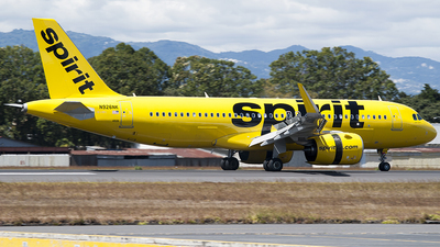 A picture of N926NK - Airbus A320271N - Spirit Airlines - © Brian Boche