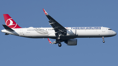 TC-LSV - Airbus A321-271NX - Turkish Airlines