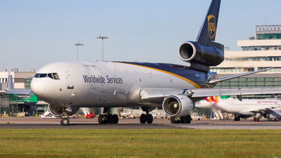 N259UP - McDonnell Douglas MD-11(F) - United Parcel Service (UPS)
